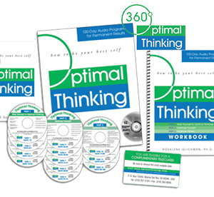 Optimal Thinking 360 Assessment & 100-Day Audio Combo