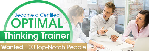 become a certified optimal thinking trainer